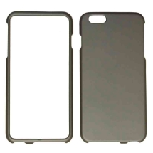 Rubberized Shield for Apple iPhone 6 Plus & 6S Plus (Metallic Gray) (Closeout)
