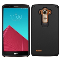 Advanced Armor Case for LG G4 (Black) (Closeout)