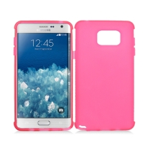 Candy Skin Hybrid Case for Samsung Galaxy Note 5 (Pink) (Closeout)