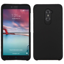 Advanced Armor Case for ZTE Imperial Max (Black) (Closeout)