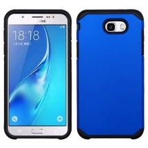 Advanced Suitcase Armor for Samsung Galaxy J7 (2017) (Blue & Black) (Closeout)