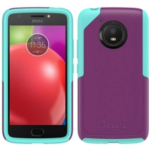 OtterBox Achiever Case for Motorola Moto E4 (Cool Plum: Plum Haze & Aqua Mint) (Closeout)