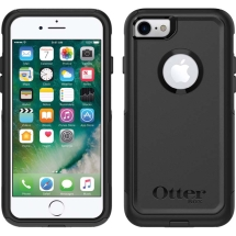 OtterBox Commuter Case for Apple iPhone 7 & 8 (Black)