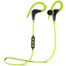 Naztech Marathon Sport Wireless Earphones (Energy Green)