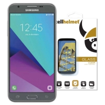 Cellhelmet Tempered Glass Screen Protector for Samsung Galaxy J7 (2018)