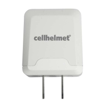 Cellhelmet 2.1 Amp USB Wall Charger (White)