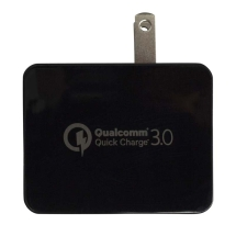 Cellhelmet Quick Charge USB 3.0 Wall Charger (Black)