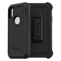 OtterBox Defender Case for Apple iPhone XR (Black)
