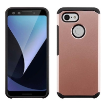 Advanced Armor Case for Google Pixel 3 (Rose Gold & Black) (Closeout)