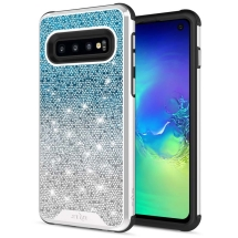 Zizo Wanderlust Hybrid Case for Samsung Galaxy S10 (Cosmic Dust) (Closeout)