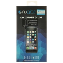 NuGlas Tempered Glass Screen & Back Glass Protector for Apple iPhone 7, 8, & SE (2nd Gen)