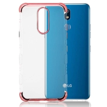 MYBAT Klarity Lux Candy Skin Case for LG K40 (Rose Gold) (Closeout)