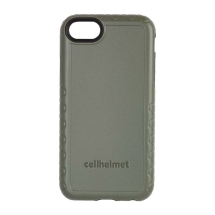 Cellhelmet Fortitude Case for Apple iPhone 6, 6S, 7, & 8 (Olive Drab Green)