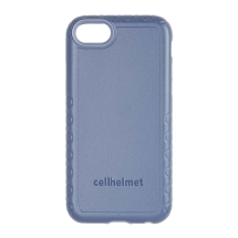Cellhelmet Fortitude Case for Apple iPhone 6, 6S, 7, 8, & SE (2nd Gen) (Slate Blue)
