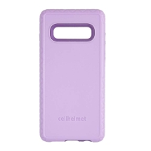 Cellhelmet Fortitude Case for Samsung Galaxy S10+ (Lilac Blossom Purple)