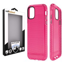 Cellhelmet Altitude X Case for Apple iPhone 11 Pro (Pink)