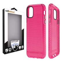 Cellhelmet Altitude X Case for Apple iPhone 11 (Pink)