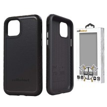 Cellhelmet Fortitude Case for Apple iPhone 11 (Onyx Black)