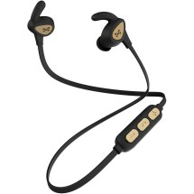 Ghostek Rush Wireless Sport Earbuds (Black & Gold)