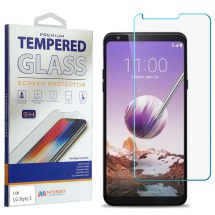MYBAT Tempered Glass Screen Protector for LG Stylo 5