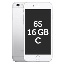 Apple iPhone 6S Unlocked 16GB (C Grade) (Silver)