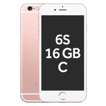 Apple iPhone 6S Unlocked 16GB (C Grade) (Rose Gold)