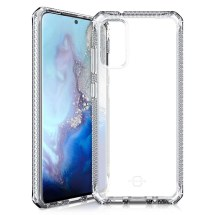 ITSKINS Spectrum Case for Samsung Galaxy S20 (Clear)