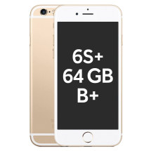 Apple iPhone 6S Plus Unlocked 64GB (B+ Grade) (Gold)