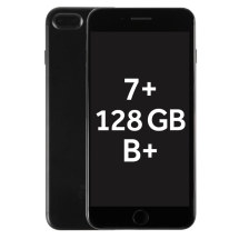 Apple iPhone 7 Plus Unlocked 128GB (B+ Grade) (Black)