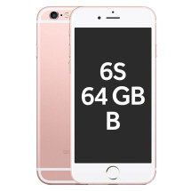 Apple iPhone 6S Unlocked 64GB (B Grade) (Rose Gold)