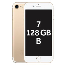 Apple iPhone 7 Unlocked 128GB (B Grade) (Gold)