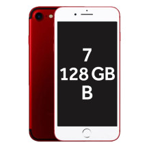 Apple iPhone 7 Unlocked 128GB (B Grade) (Red)