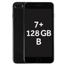 Apple iPhone 7 Plus Unlocked 128GB (B Grade) (Matte Black)