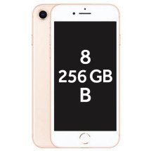 Apple iPhone 8 Unlocked 256GB (B Grade) (Gold)