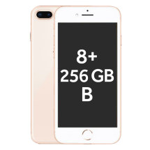 Apple iPhone 8 Plus Unlocked 256GB (B Grade) (Gold)