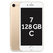 Apple iPhone 7 Unlocked 128GB (C Grade) (Gold)