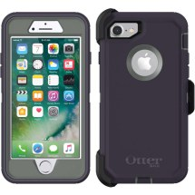 OtterBox Defender Case for Apple iPhone 7, 8, & SE (2nd Gen.) (Stormy Peaks)