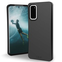 UAG Outback Biodegradable Case for Samsung Galaxy S20 UW (Black) (Closeout)