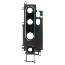 Glass Camera Lens with Bracket (Back) for Xiaomi Mi Note 10, Note 10 Pro, & CC9 Pro (Green)